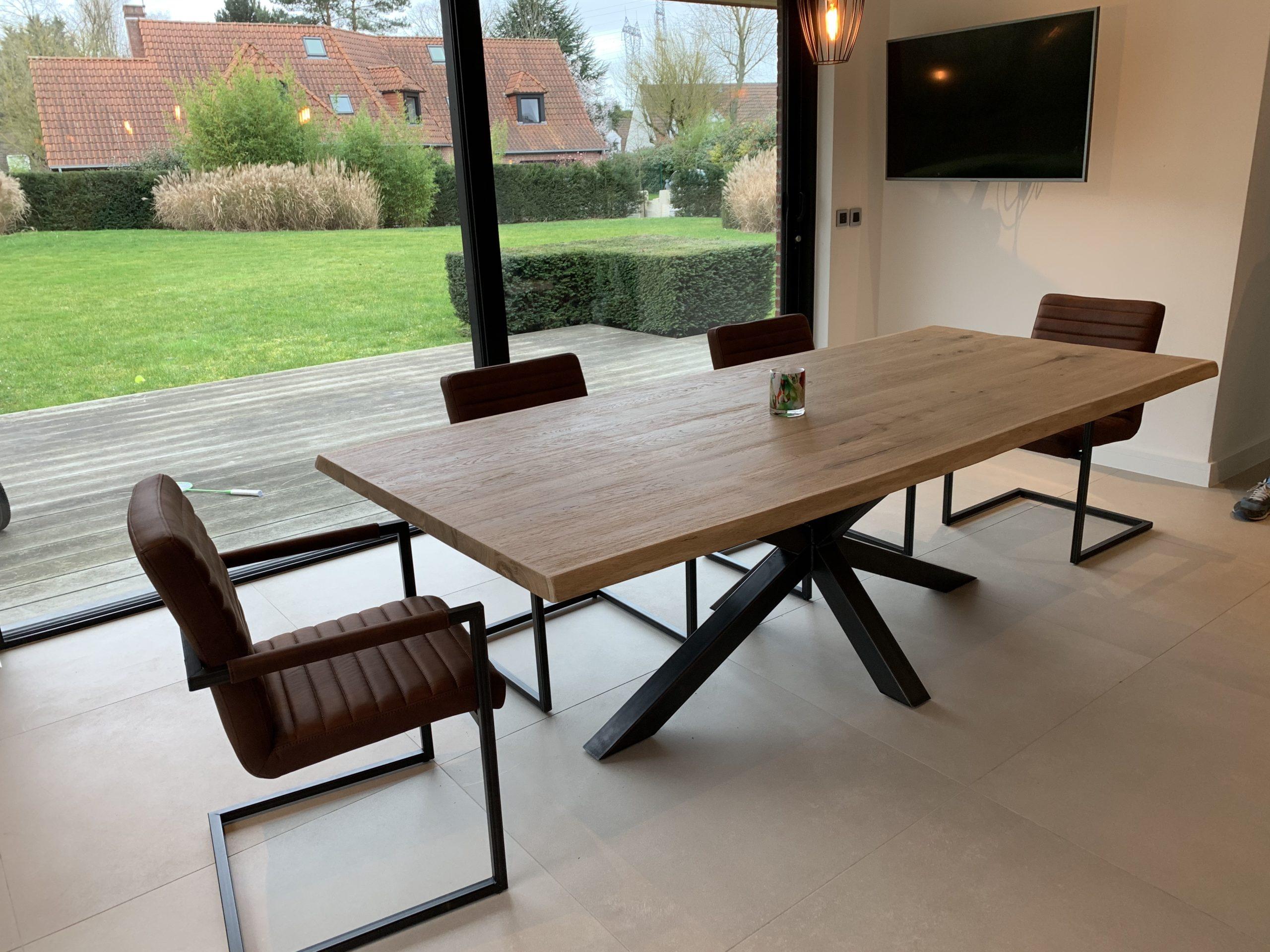 Tableàpart  Créez votre table unique sur mesure !